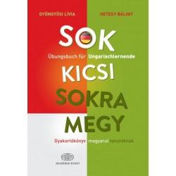 Gyöngyösi Lívia - Hetesy Bálint: Sok kicsi sokra megy (német) - Gyakorlókönyv magyarul tanulóknak - Übungsbuch für Ungarischl...