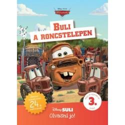 Buli a roncstelepen - Disney Suli - Olvasni jó! 3. szint