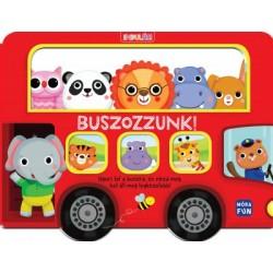 Indulás! - Buszozzunk! - Ugorj fel a buszra, és nézd meg, hol áll meg legközelebb!