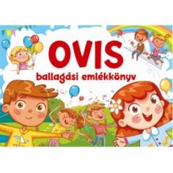 Ovis ballagási emlékkönyv