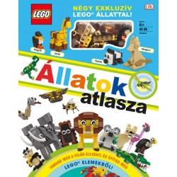 Rona Skene: LEGO Állatok atlasza - Négy exkluzív LEGO állat modelljével