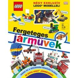 Rona Skene: LEGO Fergeteges járművek - Négy exkluzív LEGO jármű modelljével