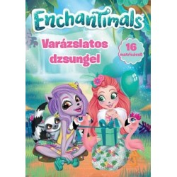 Enchantimals - Varázslatos dzsungel