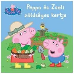 Peppa malac - Peppa és Zsoli zöldséges kertje