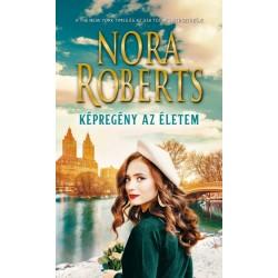 Nora Roberts: Képregény az életem