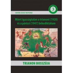 Batár Zsolt Botond: Trianon bosszúja