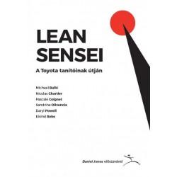 Lean Sensei - A Toyota tanítóinak útján