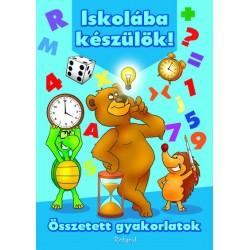 Orsolya Lengyel (Szerk.): Iskolába készülök! - Összetett gyakorlatok