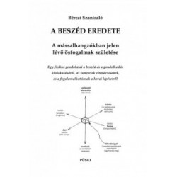 Bérczi Szaniszló: A beszéd eredete - A mássalhangzókban jelen lévő ősfogalmak születése