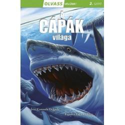 Consuelo Delgado: Olvass velünk! (2) - A cápák világa