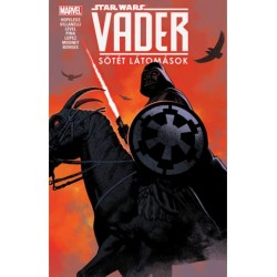 Dennis Hopeless: Star Wars - Vader - Sötét látomások