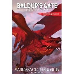 Jim Zub: Baldur's Gate Legendák - Sárkányok háborúja
