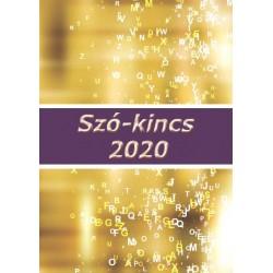 Szó-kincs 2020