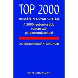 Farkas Jenő: TOP 2000 román-magyar szótár - A 2000 legfontosabb román szó példamondatokkal