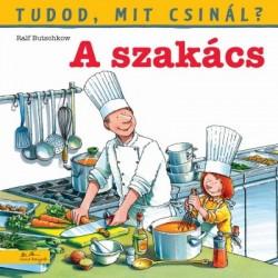 Ralf Butschkow: Tudod, mit csinál? 5. - A szakács