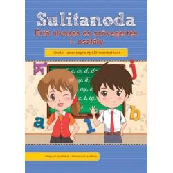 Sulitanoda - Értő olvasás és szövegértés 1. osztály - Iskolai tananyagra épülő munkafüzet