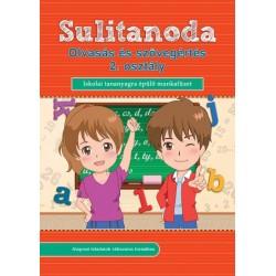 Sulitanoda - Olvasás és szövegértés 2. osztály - Iskolai tananyagra épülő munkafüzet