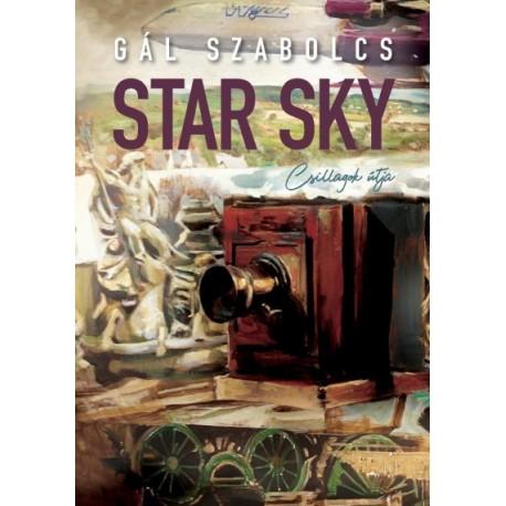 Gál Szabolcs: Star Sky - Csillagok útja