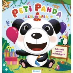 Peti Panda szülinapja