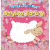 Csipogó fürdőkönyv - Bolyhos Bárány