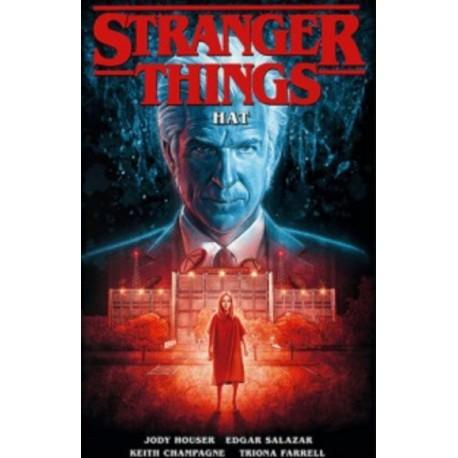 Jody Houser - Edgar Salazar: Stranger Things - Hat