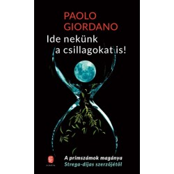 Paolo Giordano: Ide nekünk a csillagokat is!