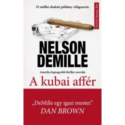 Nelson Demille: A kubai affér