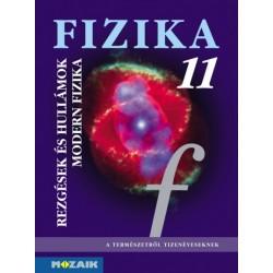 Dr Halász Tibor - Jurisits József - Szűcs József: Fizika 11. - Rezgések és hullámok - Modern fizika (MS-2623)