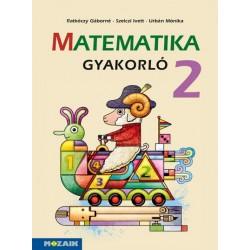 Ratkóczy Gáborné - Szelczi Ivett - Urbán Mónika: Matematika gyakorló 2. - (MS-1664U)