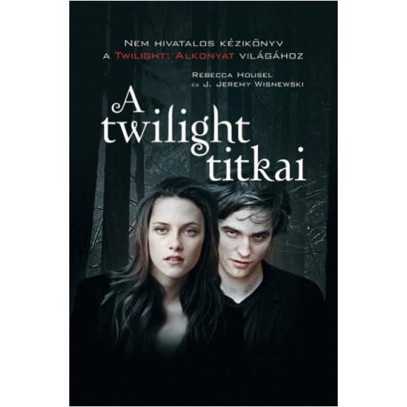 Rebecca Housel - J. Jeremy Wisnewski: A twilight titkai