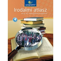 Irodalmi atlasz az 5-8. évfolyam számára - (CR-0142)