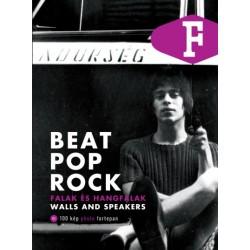 Legát Tibor - Sándor Dávid: Beat, Pop, Rock - Falak és hangfalak