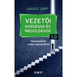 László Judit: Vezetői kihívások és megoldások 1.0 - Beszélgetések erdélyi cégvezetőkkel