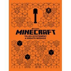 Minecraft - Teljes gyűjtemény a kreatív módhoz - doboz