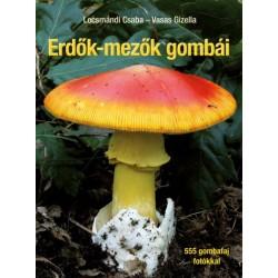 Locsmándi Csaba - Vasas Gizella: Erdők-mezők gombái - Javított utánnyomás