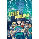Eric Elfman - Neal Shusterman: Tesla padlása - Akcelerátus-trilógia I.