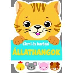 Cirmi és barátai - Állathangok
