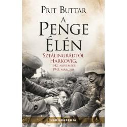 Prit Buttar: A penge élén - Sztálingrádtól Harkovig, 1942. november - 1943 március
