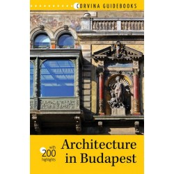 Bede Béla: Architecture in Budapest with 200 highlights