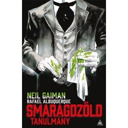 Neil Gaiman: Smaragdzöld tanulmány