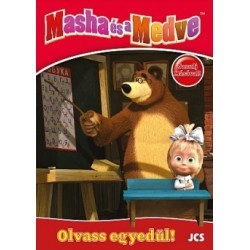 Mása és a Medve - Tanulj Másával! - Olvass egyedül!