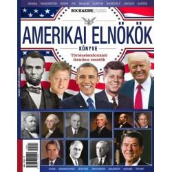Amerikai elnökök könyve - Bookazine Plusz