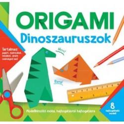 Origami - Dinoszauruszok