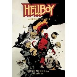 Mike Mignola: Hellboy - Rövid történetek 3. - A prágai vámpír