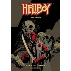 Mike Mignola: Hellboy - Rövid történetek 4. - Makoma