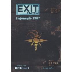 Giorgos Kiafas: Exit - A könyv - Hajónapló 1907