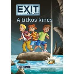 Inka Brand - Markus Brand - Anna Maybach - Mo Maybach: Exit - A könyv - A titkos kincs