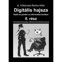 dr. Kökényesi-Bartos Attila: Digitális hajsza 2. - Rabló és pandúr az informatika korában