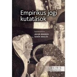 Jakab András - Sebők Miklós: Empirikus jogi kutatások