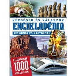 Enciklopédia kicsiknek és nagyoknak - kérdések és válaszok